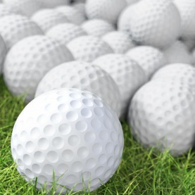 Set palline da golf usate